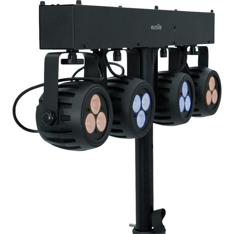 Kit faretti PAR LED KLS-120 42109606 - Eurolite