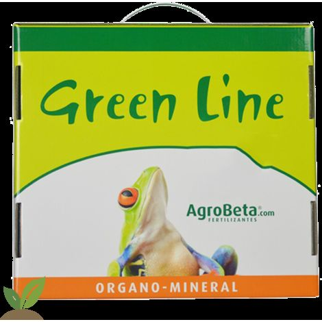 KIT FERTILIZANTES 1L. GREEN LINE AGROBETA