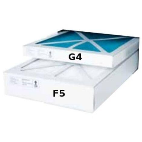 KIT FILTRE 1EU5/1EU4 POUR IDEO 600913 Unelvent - Blanc - Blanc