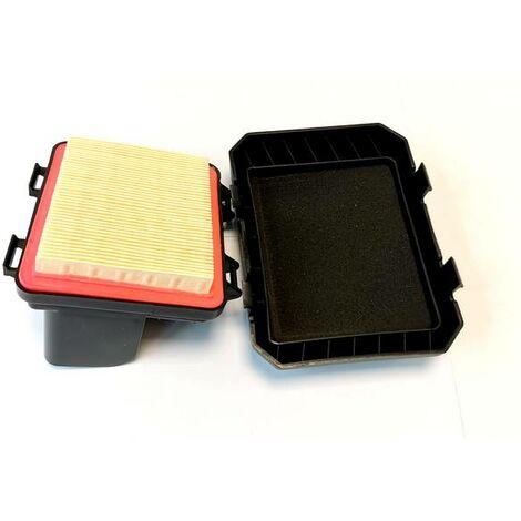 Kit filtre à air tondeuse Staub / Oleo Mac moteur Emak