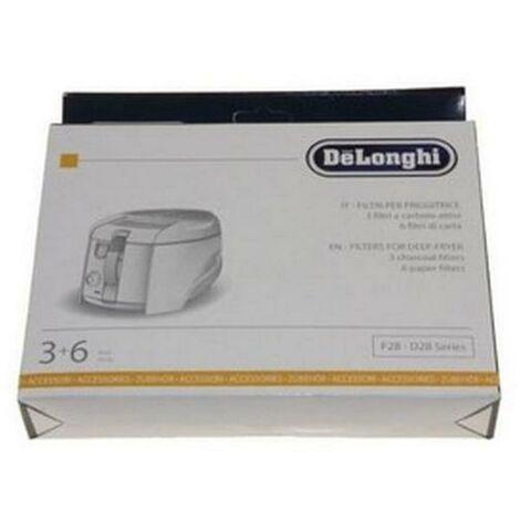 Kit filtres (122172-45430) (5512510041) Friteuse DELONGHI