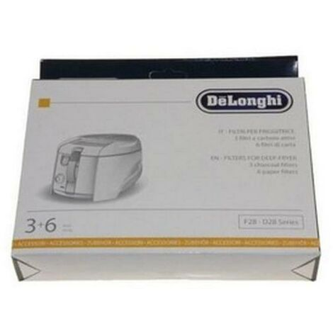 Kit filtres (122172-45432) (5512510041) Friteuse DELONGHI