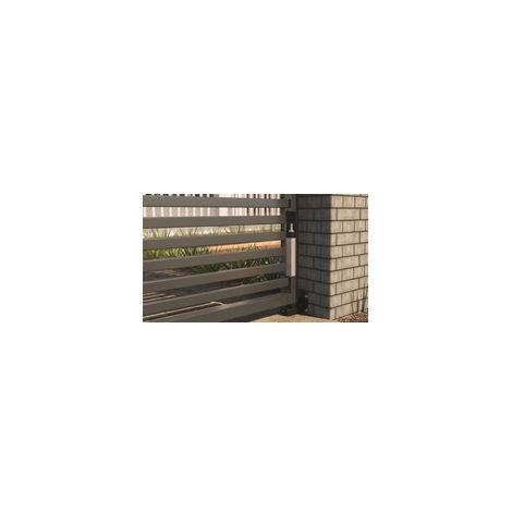 Kit fixation murale pour ferme-portail Interio LOCINOX - INTERIO-WALL-9005
