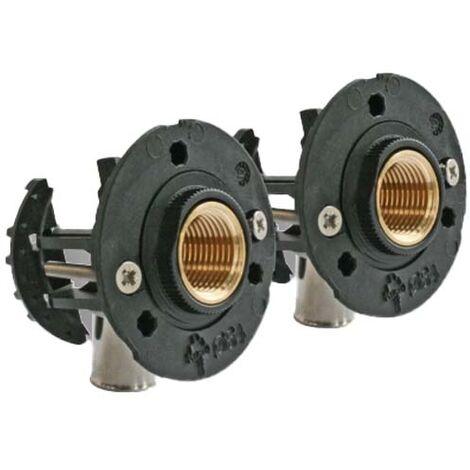Kit Fixoplac pour Bain - Douche - raccordement à glissement - plusieurs modèles disponibles