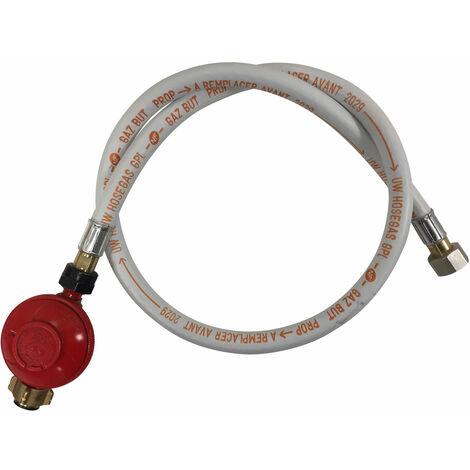 Kit flexible 1m + détendeur Propane