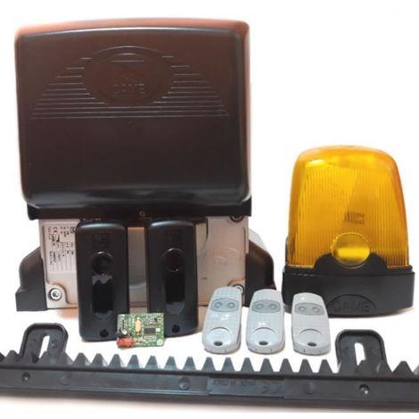 Kit For Sliding Gates 4-6 M In Length And Weighing Up To 800 Kg Came Bx-78 + 3 Pieces Came Top 432Ee