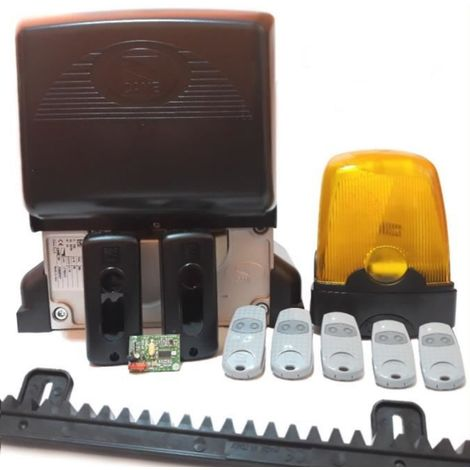 Kit For Sliding Gates 4-6 M In Length And Weighing Up To 800 Kg Came Bx-78 + Came Top 432Ee