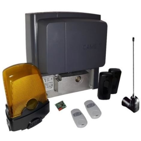 Kit For Sliding Gates Weighing Up To A 400 Kg Came Bx704Ags + 2 Pieces Came Top 432Ee