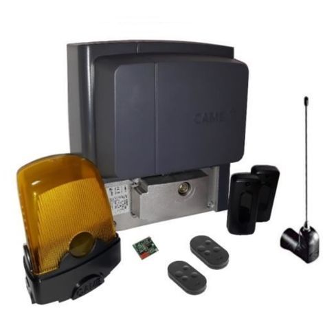 Kit For Sliding Gates Weighing Up To A 400 Kg Came Bx704Ags + 2 Pieces Came Topd4Fks