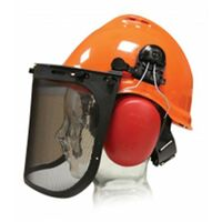 Kit Forestal (Casco+Jumbo+Soporte+Pantalla+Protector Auditivo) Jar