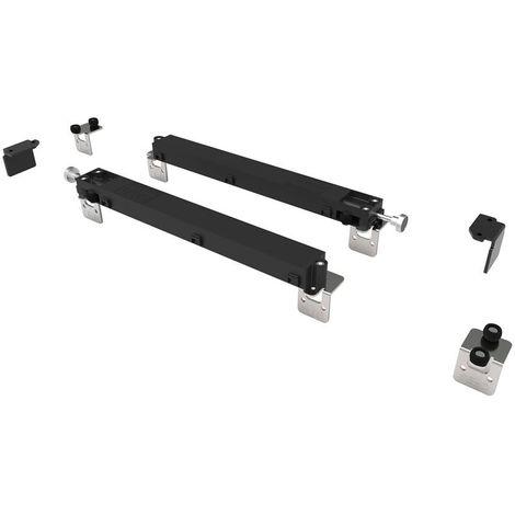 Kit frein amortisseur 82 pro' line - Finition : Noir - Matériau : Plastique - SEED