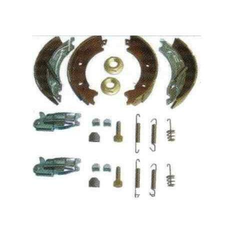 Kit frein KNOTT type 20-2425 pour un essieu de remorque