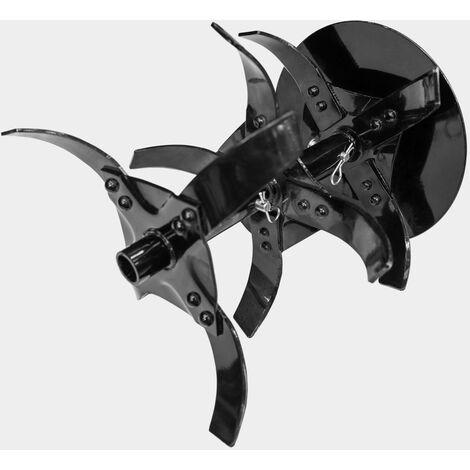 "main image of ""Kit fresas izquierda motocultor gtc190x (p00094) (p00094)"""