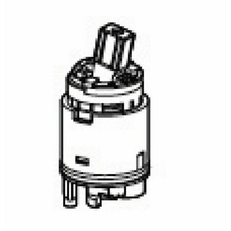 Kit G cartouche R-37 T+clef - ROCA FRANCE : AG0053707R