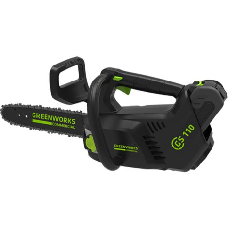 Kit Greenworks GD40TCSK2 Motosierra para poda a batería GD40TCS + Batería G40B2 40V 2Ah + Cargador universal G40UC