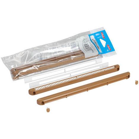 Kit grille de ventilation - NICOLL