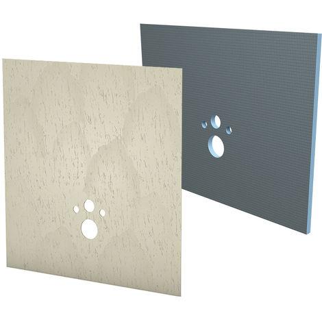 Kit habillage+finition Bâti-support Wedi I-Board sahara beige