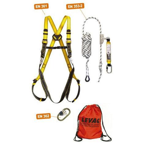 Kit harnais antichute N°2 TOITURE - Levac - 3616KIT2V