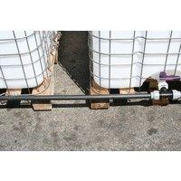 Kit horizontal de raccordement pour cuve supplémentaire