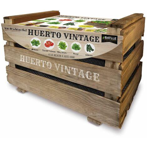 Kit Huerto Vintage Batlle