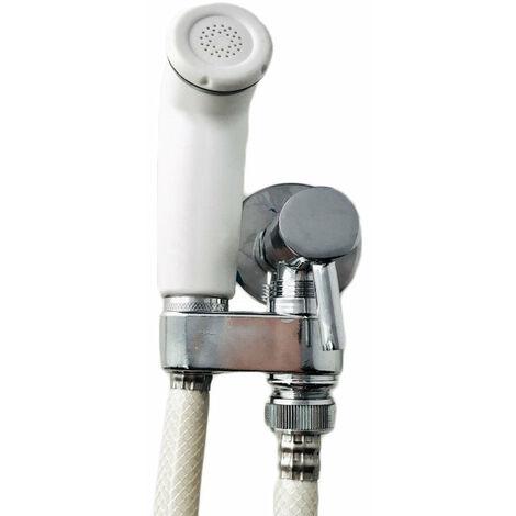 Kit hygiene complet avec robinet et douchette
