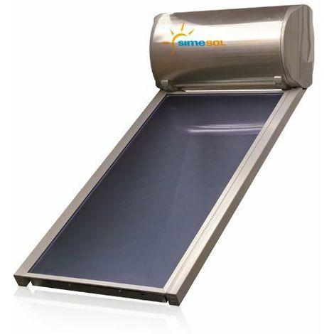 Kit impianto solare termico sime easy system natural 160 / 200 / 320 f modello easy sys nat coloured 160 f