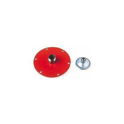 Kit inox contre-bride + pièce de fixation pour 200/300 Litres