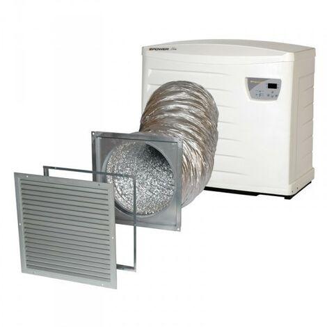 Kit intérieur de local technique pour installation pompe à chaleur PAC piscine PM30 et PowerFirst ZODIAC W20KITPFPREMLT