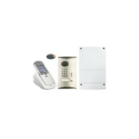 Kit Interphone 1 logement à code (LCP02F)