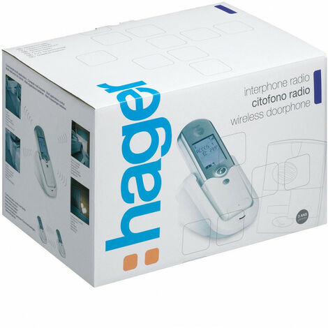 Kit interphone 2 logements à code (LCP04F)