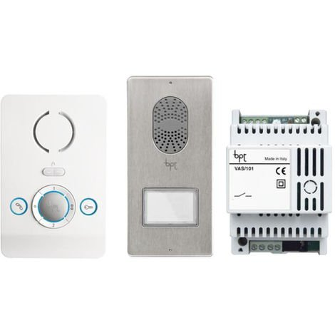 Kit interphone 230 V LCKITPEC04 CAME 31 - 61700090