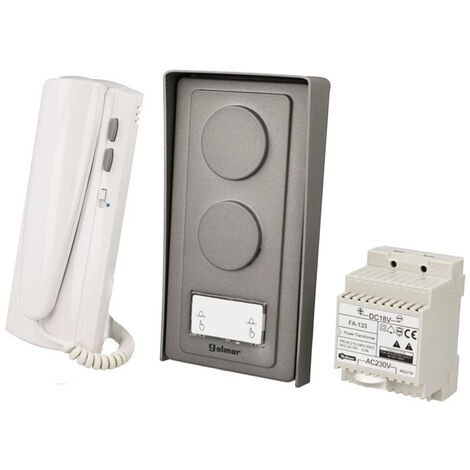 Kit interphone saillie GOLMAR Surf