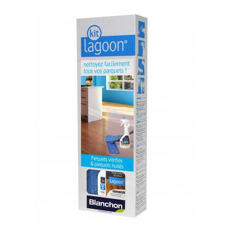 Kit Lagoon nettoyant doux pour toutes surfaces - 0.5 L - Incolore