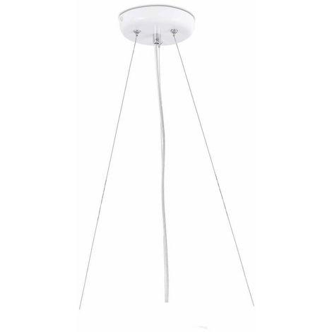 kit lampada da soffitto a sospensione cm 122X122X0 FARO 64186