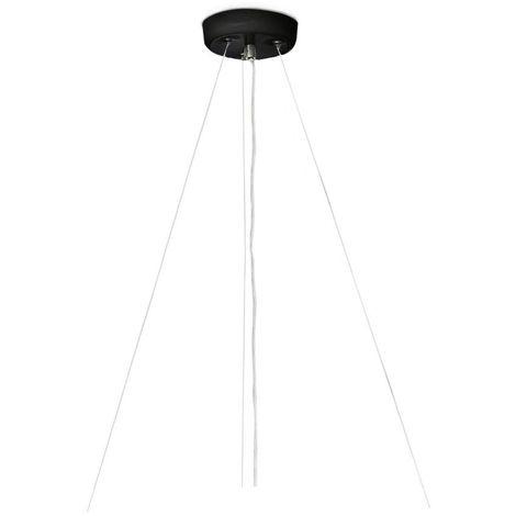 kit lampada da soffitto a sospensione cm 122X122X0 FARO 64187