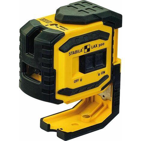 Kit laser stabila LAX300 +niveau kit Eletrique