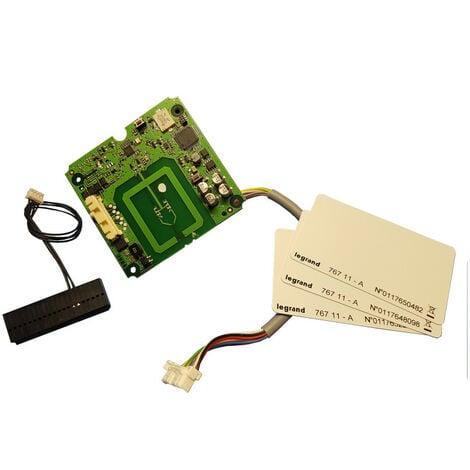 Kit lecteur RFID pour bornes Green'up Premium pour véhicule électrique (059059)