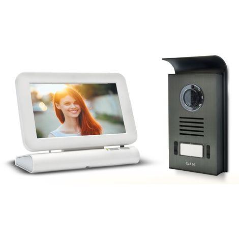 Kit Lesli 720278 Visiophone sans fil EXTEL - EXTEL