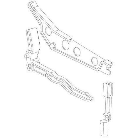 Kit levier pour cloche siphon Corallo 3