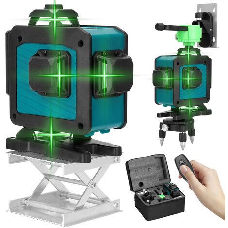 "main image of ""Kit livello laser blu Makita KKmoon 4D 16 linee EU 220V"""