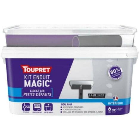 Kit Magic Lisser TOUPRET avec oultis 6Kg - MAGF06K