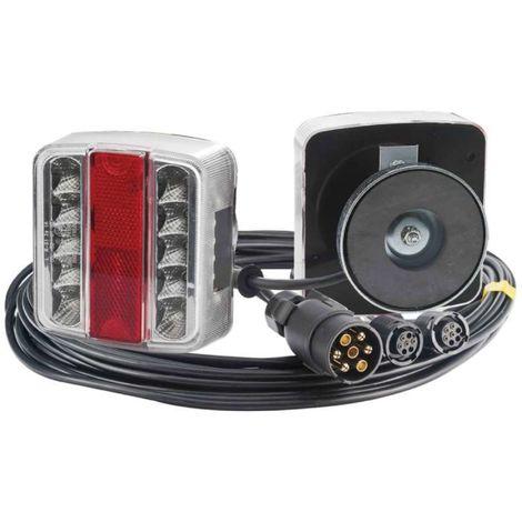Kit magnético à LED para remolque