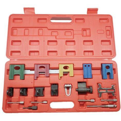 Kit maletín de herramientas de bloqueo de reglaje