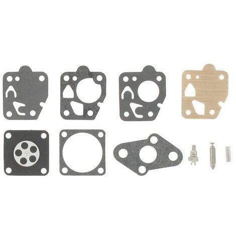 Kit membrane carburateur TK moteur homelite