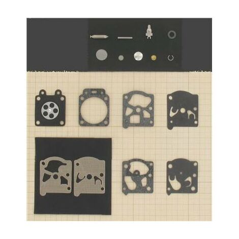 Kit Membrane Carburateur Walbro K22-WAT