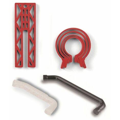 Kit montage segments et bloque piston