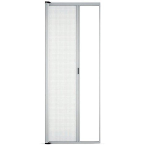 KIT MOSQUITERA ENROLLABLE PUERTA BL150x220.