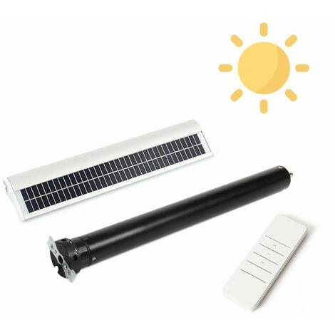 Kit moteur solaire pour volet ou store banne Avosdim Connect Ø45mm - radio