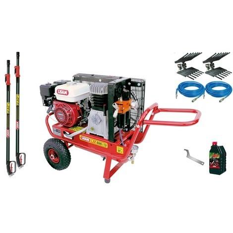 Kit Motocompressore/Abbacchiatore Lisam Hobby 2 Operatori