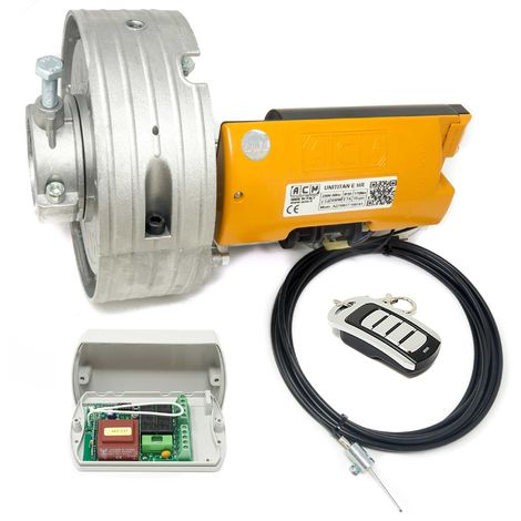 (KIT) Motor puerta enrollable - ACM TITAN